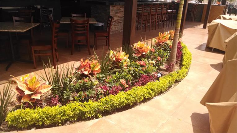 Consejos para el dise o de un jardin peque o servicio de for Como disenar un jardin pequeno